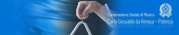Conservatorio Statale di Musica Carlo Gesualdo da Venosa - Potenza